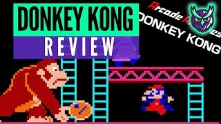 Donkey Kong (Arcade) Nintendo Switch Review