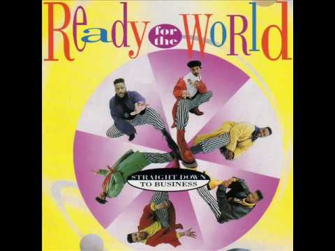 READY FOR THE WORLD -  Would You Make Me