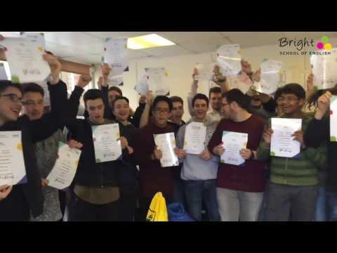 Bright School of English - School Trip to Bournemouth - February 2017
