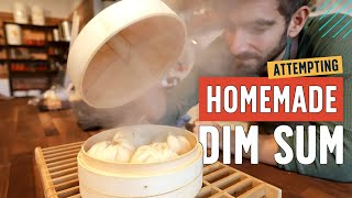 I Went to Chinatown to Perfect My Homemade Steamed Buns