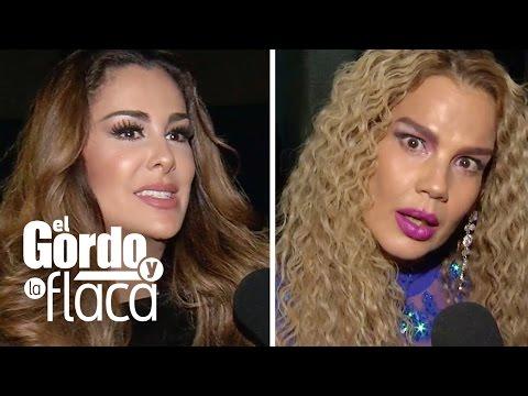 Ninel Conde reacciona a los ataques de Niurka Marcos
