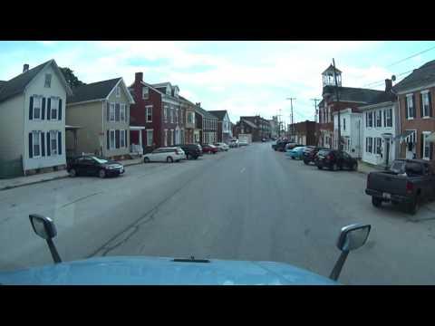 2237 Leaving Hanover Pennsylvania