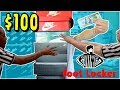 BUYING EVERY $100 OR UNDER SNEAKER AT FOOTLOCKER! BACK TO SCHOOL SHOPPING CHALLENGE