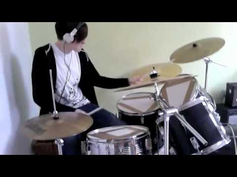 you me at six save it for the bedroom drum cover youtube