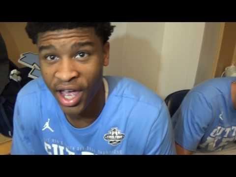 Elite 8 Kentucky UNC Isaiah Hicks Interview