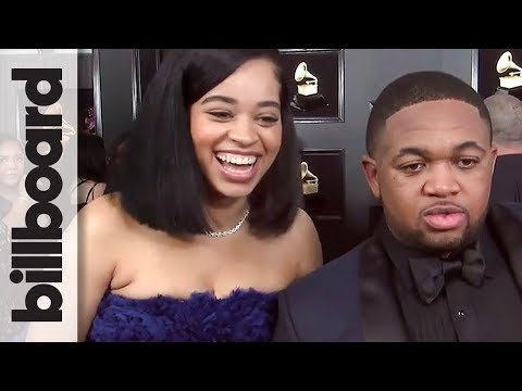 """He Started Crying"": Ella Mai & DJ Mustard On Big Win For 'Boo'd' Up' 