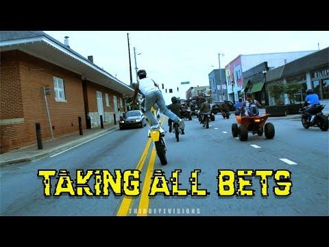 "LeekyDaBikestar ""Taking All Bets"" ATL Rideout 2017"