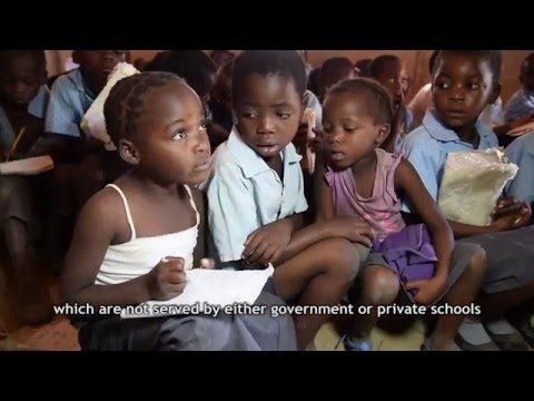 ECSITE Documentary (2015) - Raising the standards of community schools in Zambia