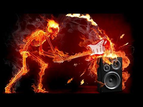 Hard rock music instrumental megamix 2019