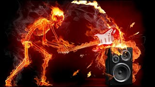 Hard rock music instrumental megamix 2019