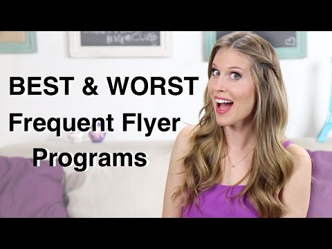 Best + Worst Frequent Flyer Programs for 2016 - Travel Tip