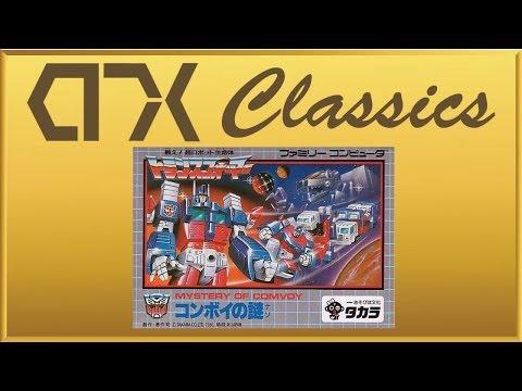 AWFUL GAME: Transformers: Convoy no Nazo (Famicom) #AllieRXClassics