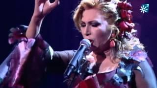 Actuación Rocío Jurado en su especial en Canal Sur Televisión