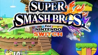 SMASH BROS SWITCH LEAKED IMAGES?! (Confirmed Fake)