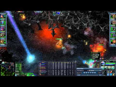 видео: ems vii heroes of newerth Финал: online kigdom - jokes on you, map 3