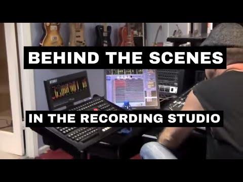 Behind The Scenes: Studio Footage