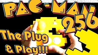 Pac-Man 256... the Plug & Play!