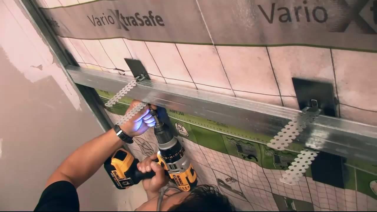 Relativ ISOVER live ✓ Untersparrendämmung und Dachinnenbekleidung Teil 2 ZW89