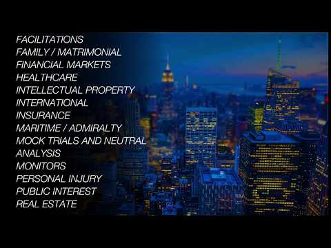 New York, NY | JAMS Mediation, Arbitration, ADR Services