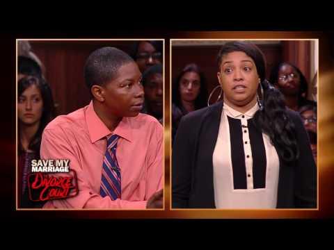 DIVORCE COURT Full Episode: Hubbard vs Hubbard