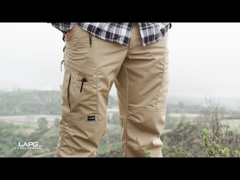 LA Police Gear - Atlas Tactical Pant With STS