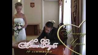 Меню Свадебного фильма в подарок от DVLEXX