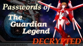 The Guardian Legend ※ Cracking Videogame Passwords S01E10