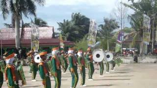 Marching Band MTs N 2 Pontianak Part 6