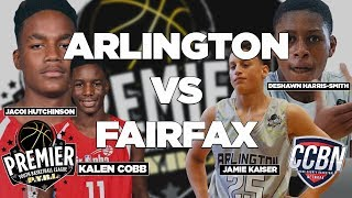 Fairfax vs Arlington | PYBL Middle School Basketball
