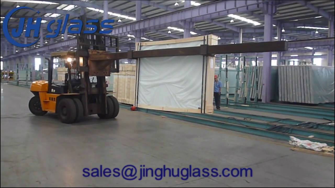 The Best Way To Unload Container For Standard Size Mirror