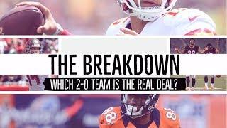 The Breakdown |  NFL Week 3 - SEPT 20th 2018 - FULL EPISODE