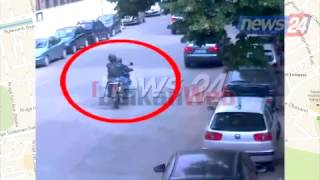 Ekzekutimi i biznesmenit, Artan Santo,videoja e 2 atentatorëve 2 orë para vrasjes