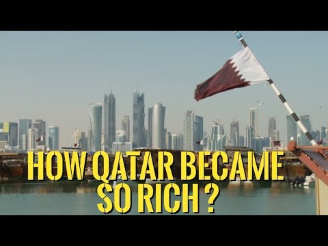 👉This is How Qatar Became The Richest Country in The World