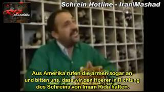 Rafidah (12er Shia) Religion: Bittgebete zu den Imamen via Hotline! TEIL 1