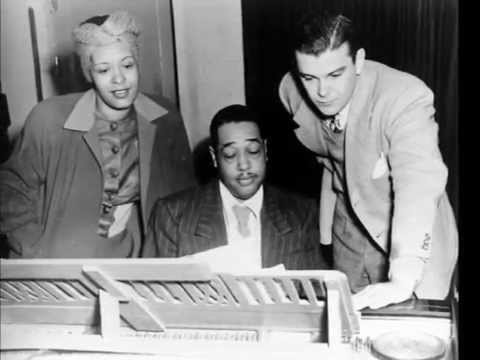 Billie Holiday with Duke Ellington Orchestra: Lover Man. 1945 live in Los Angeles