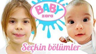 Bebek bakma oyunları. Baby Zara. Seçkin bölümler