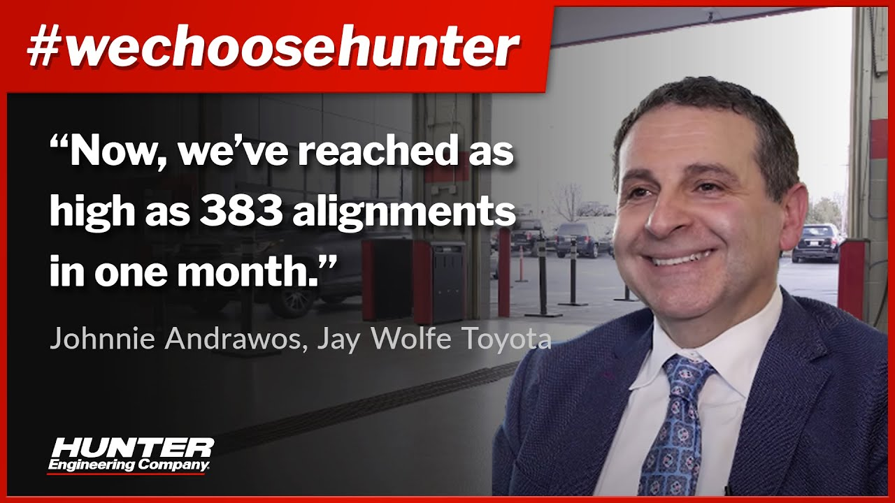 Hunter S Quick Check Drive At Jay Wolfe Toyota Of West County