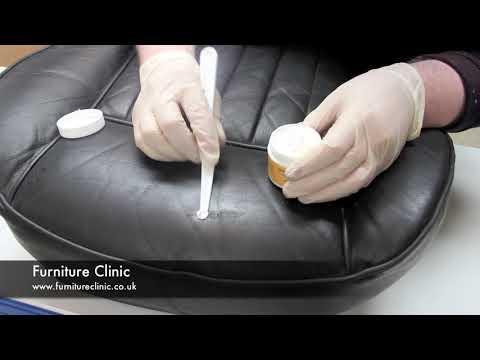 Repairing Scratches & Scuffs In Leather