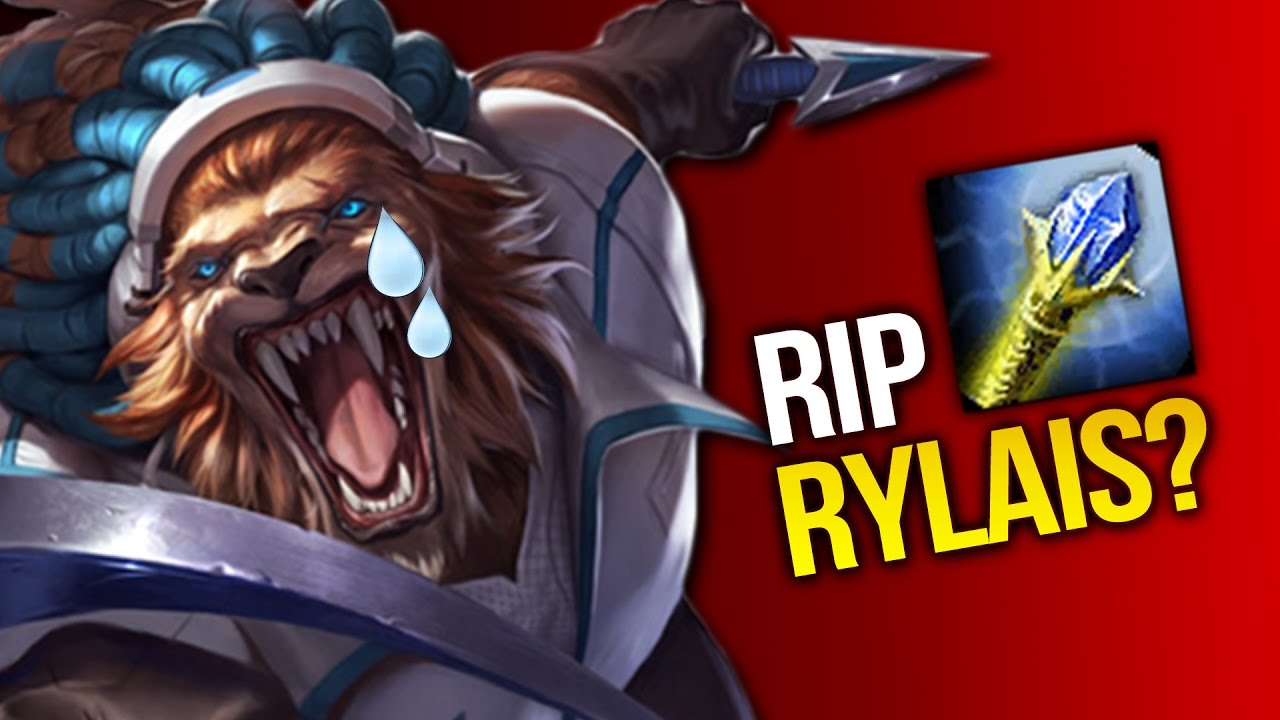 RylaiS Changes