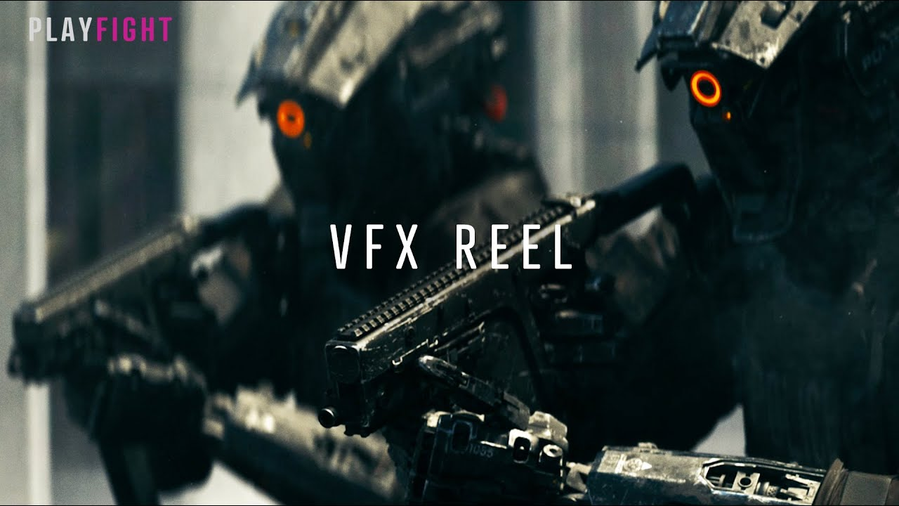 CODE 8 | VFX Reel | Playfight VFX [Robbie Amell, Stephen Amell, Sung Kang]