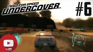 ✔ Need for Speed Undercover: Historia completa en Español | Playthrough Parte 6