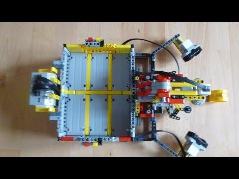 LEGO Technic Automatic-Trash-Remover [MOC]
