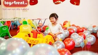 Dịch vụ cho thuê đồ chơi trẻ em TPHCM_Toys4rent Viet Nam