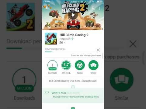 """Solution for """"Waiting For Network"""" problem in google play store"""