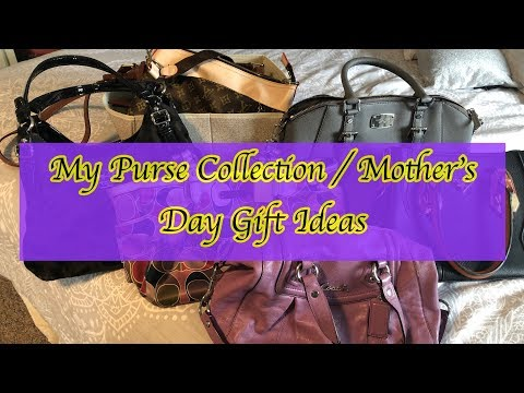 mothers-day-gift-ideas-/-my-purse-and-wallet-collection