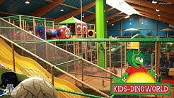 [Doku] Kids Dinoworld - Der Indoor Freizeitpark vom Rasti Land - Park Check