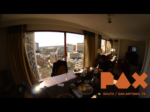 MY PAX SOUTH EXPERIENCE!   VLOG #4
