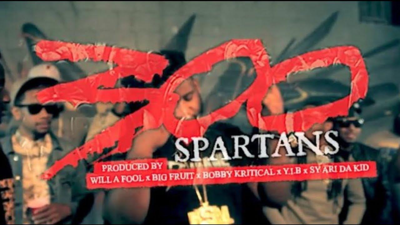 sy ari da kid 300 spartans mp3