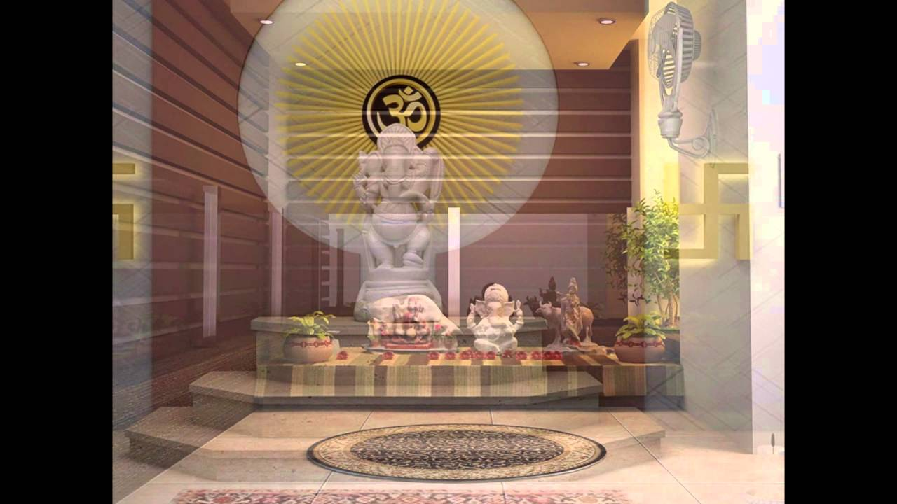 Genial Home Temple Design Idea 2016   YouTube