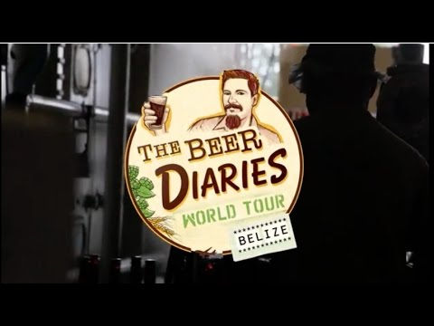 The Beer Diaries World Tour: Belize - Belikin Full Tour